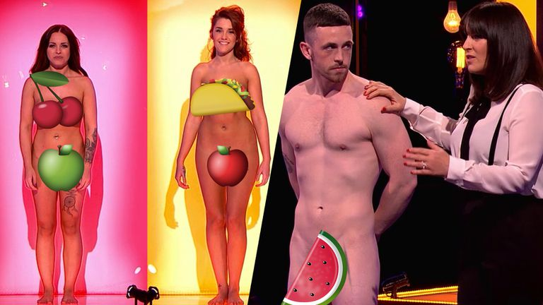 Naked Attraction Season 2 Ep 9 Mark and Justin, Watch TV