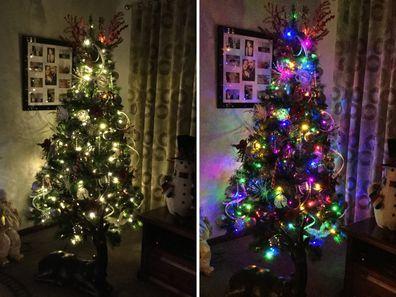 The Aldi Pre Lit Christmas Tree Selling Out Across Australia 9homes