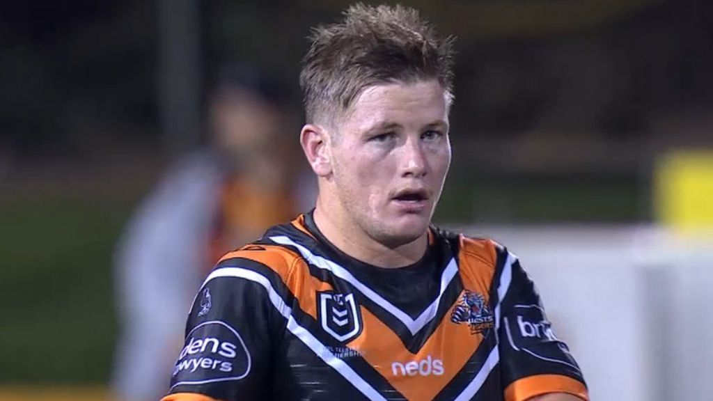EXCLUSIVE: Joey hopes Harry Grant stays at Tigers after 'unprecedented' scenes