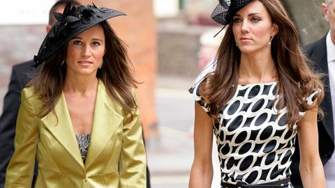 Trash mag claims Prince William is secretly in love with his sister in law Pippa Middleton