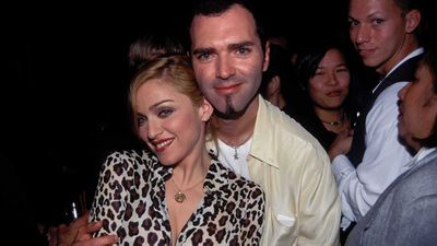 Madonna's brother Christopher Ciccone