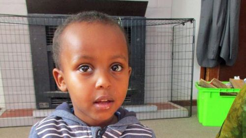 Christchurch's youngest victim, 3-year-old Mucad Ibrahim.