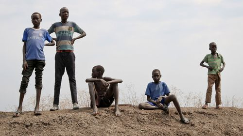 . Child kidnappings between clans have increased as people become more desperate amid widespread hunger and a devastated economy, according to human rights groups. (AP)