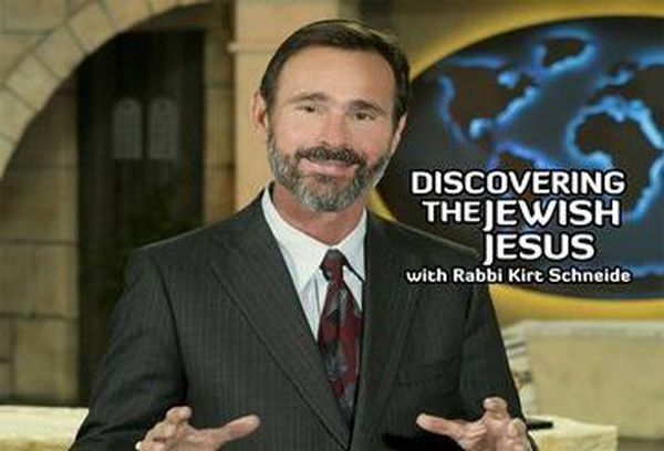 Discovering the Jewish Jesus with Rabbi Kirt Schneider
