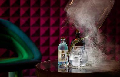 East Hotel cocktails at Joe's Bar