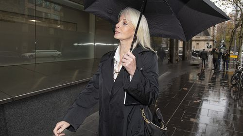 Former newsreader Simone Semmens denies $1.8m tax fraud