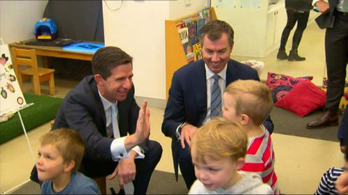 The government says it's up to individual centres to determine how they structure their pricing. Picture: 9NEWS