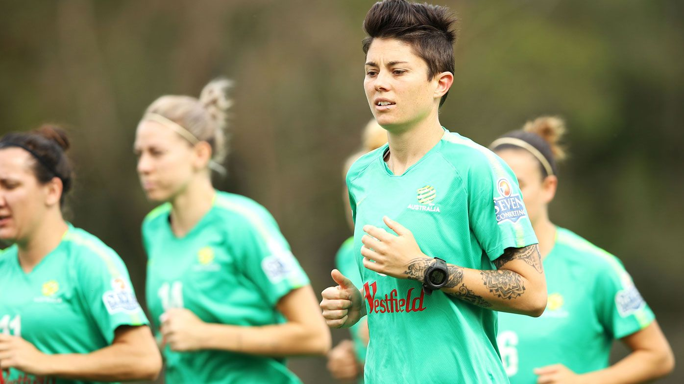 Michelle Heyman comes out of retirement with Canberra United