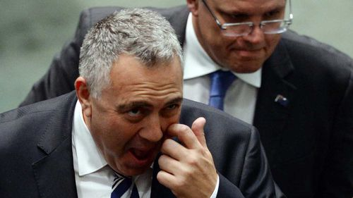 Joe Hockey has been serving as Ambassador to the US.