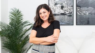 Author Samera Kamaleddine
