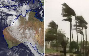 Cyclone Joyce red alert issued for Broome to the Kimberley