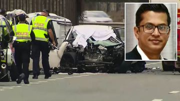 Innocent husband and father killed in head-on crash with stolen car