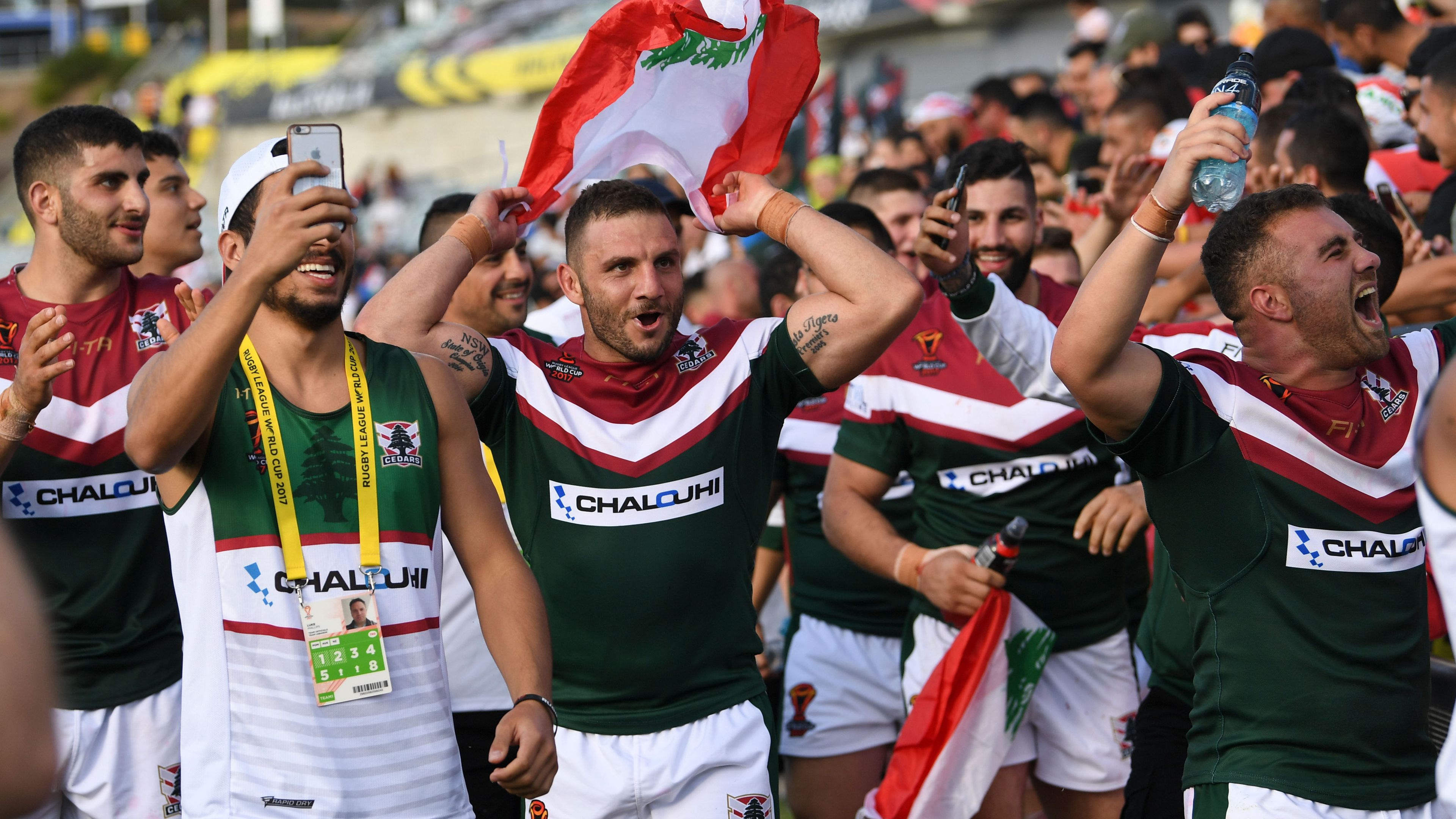 Robbie Farah among 17 players banned in extraordinary move by Lebanon