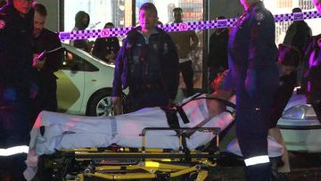Sydney hotel stabbing
