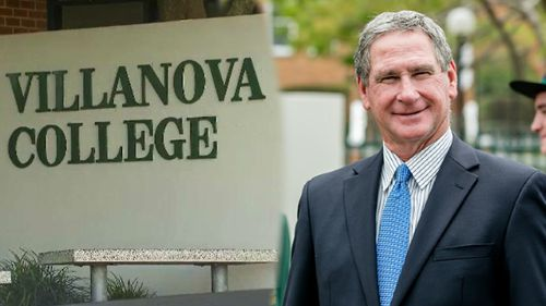"""In a statement, the principal of Villanova College, Mark Stower, said that the video was """"abhorrent"""" and did not reflect the values of the school."""