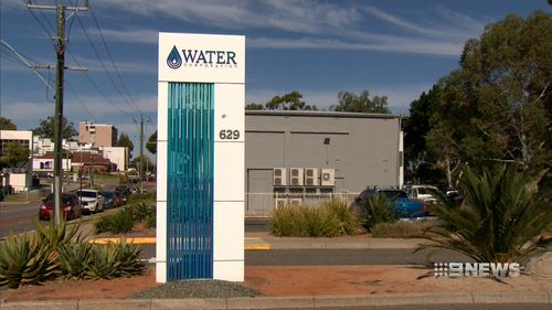 More than a dozen Water Corporation employees claimed $30,000 in overtime. (9NEWS)