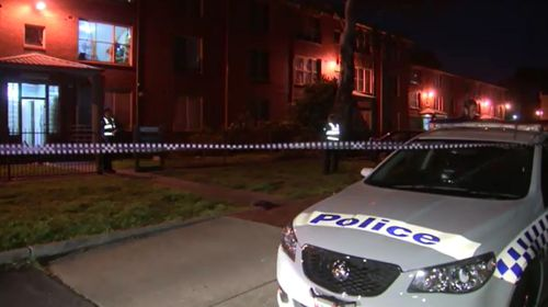 Three men arrested after stabbing in Ascot Vale