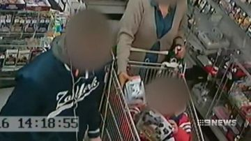 VIDEO: Adelaide video game store reveals CCTV of elusive shoplifters