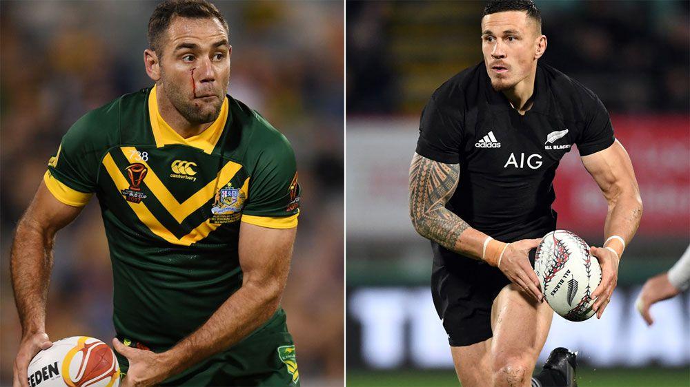 Kangaroos coach Mal Meninga open to hybrid clash with All Blacks