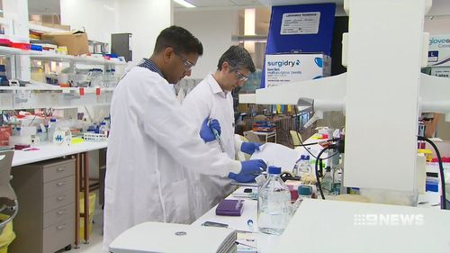 University of Queensland melanoma cancer drug discovery