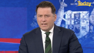 Today host Karl Stefanovic asked Josh Frydenberg whether he'd apologise for the rollout.