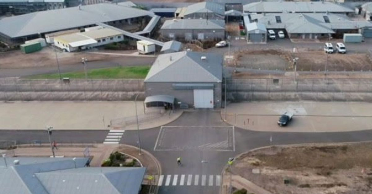 State's prison system in full lockdown after correctional services officer tests positive – 9News