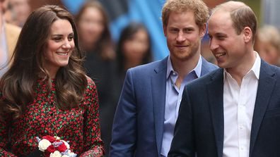 William: 'Prince George has already opened his Christmas presents