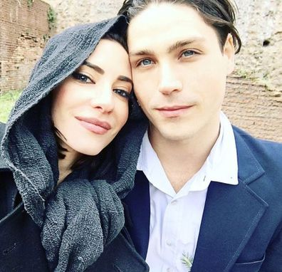 The Veronicas, Lisa Origliasso, husband, Logan Huffman, miscarriage