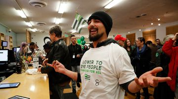 California legalises recreational marijuana use