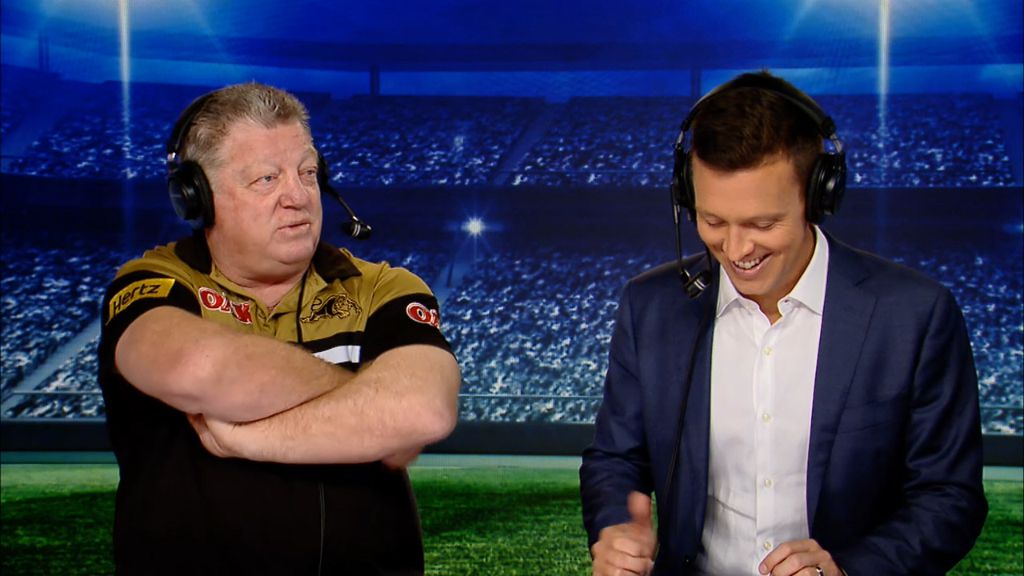 Gus doesn't like Dally M Team of the Year concept