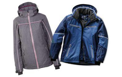 b728680477 (Supplied) Aldi ladies and men s adult ski jackets ...