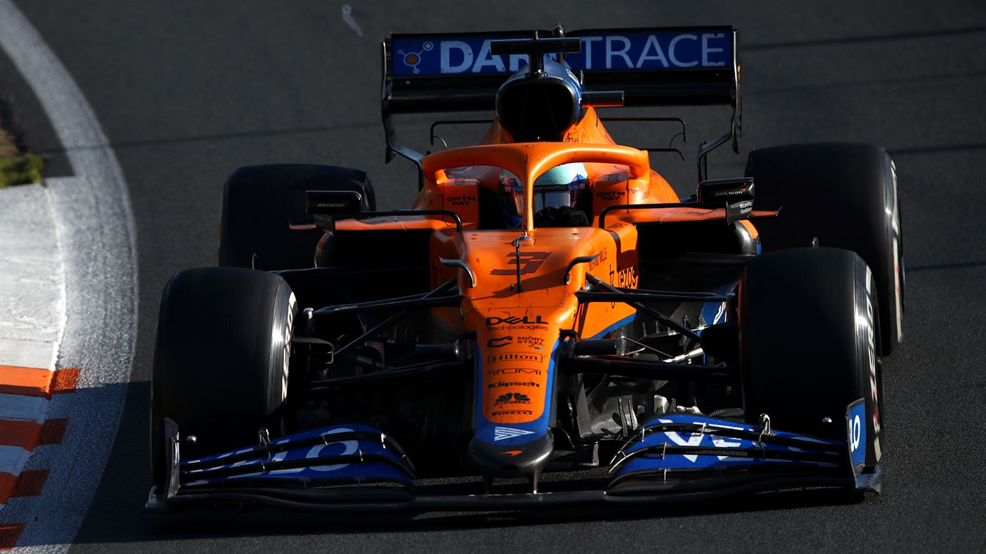 Daniel Ricciardo finished 11th at the Dutch Grand Prix.