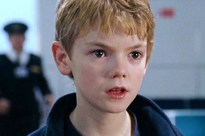 Thomas Sangster: Then...