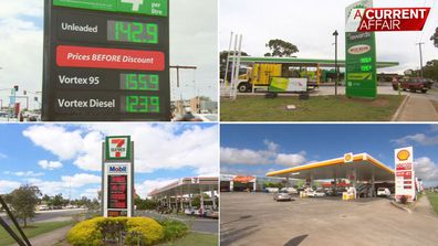 Aussie community boycott local petrol stations