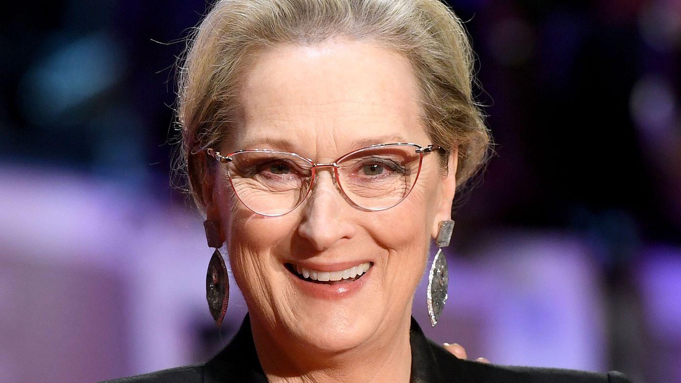 Meryl Streep to trademark her name
