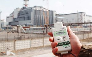 Radioactivity hike in northern Europe after claims Russia power plant damaged
