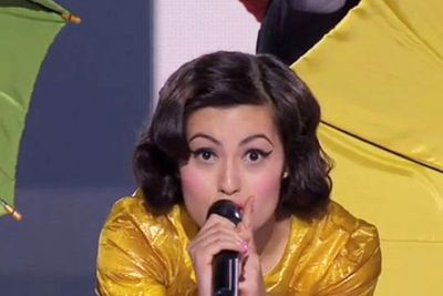 """Madame Quirky for this season kept everyone guessing with her fun, colourful performances. A stand-out is her Bjork charmer 'It's Oh So Quiet', which she knocked out of the ballpark with her trademark flair.<br/><br/><b><a href=""""http://www.thevoice.com.au/"""">For the latest updates, visit The Voice official website.</a></b>"""