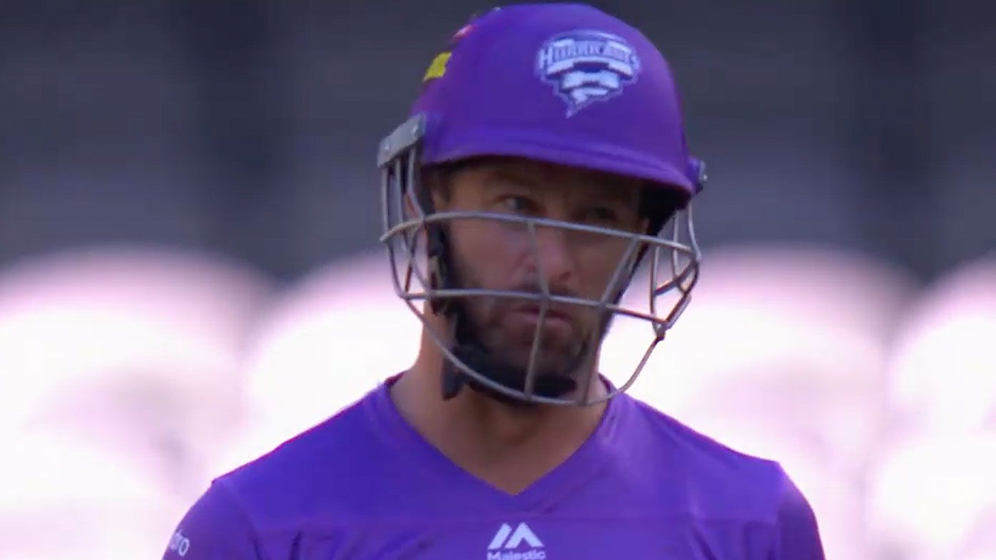 Pressure on Matthew Wade to keep Test spot continues to pile up in 'frustrating' BBL return