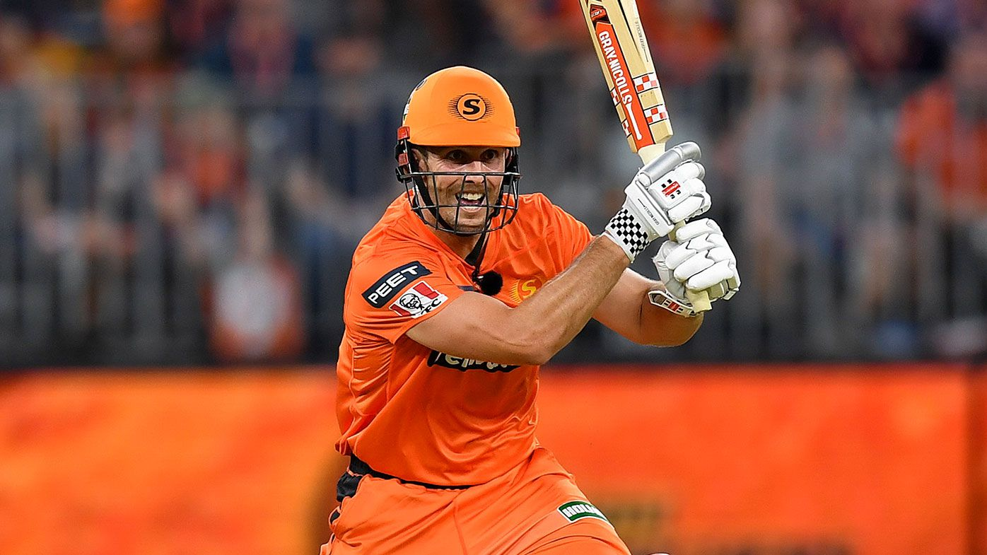 Mitch Marsh wins battle of the brothers in BBL clash