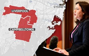 Breaking News and Live Updates: Queensland declares Sydney suburbs 'hotspots'; Victoria records 270 new cases; New rules for NSW pubs