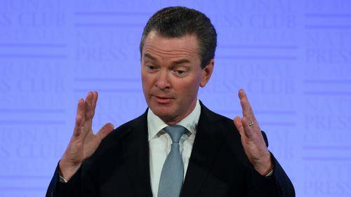 Pyne thinks government deserves thanks for listening to Australians