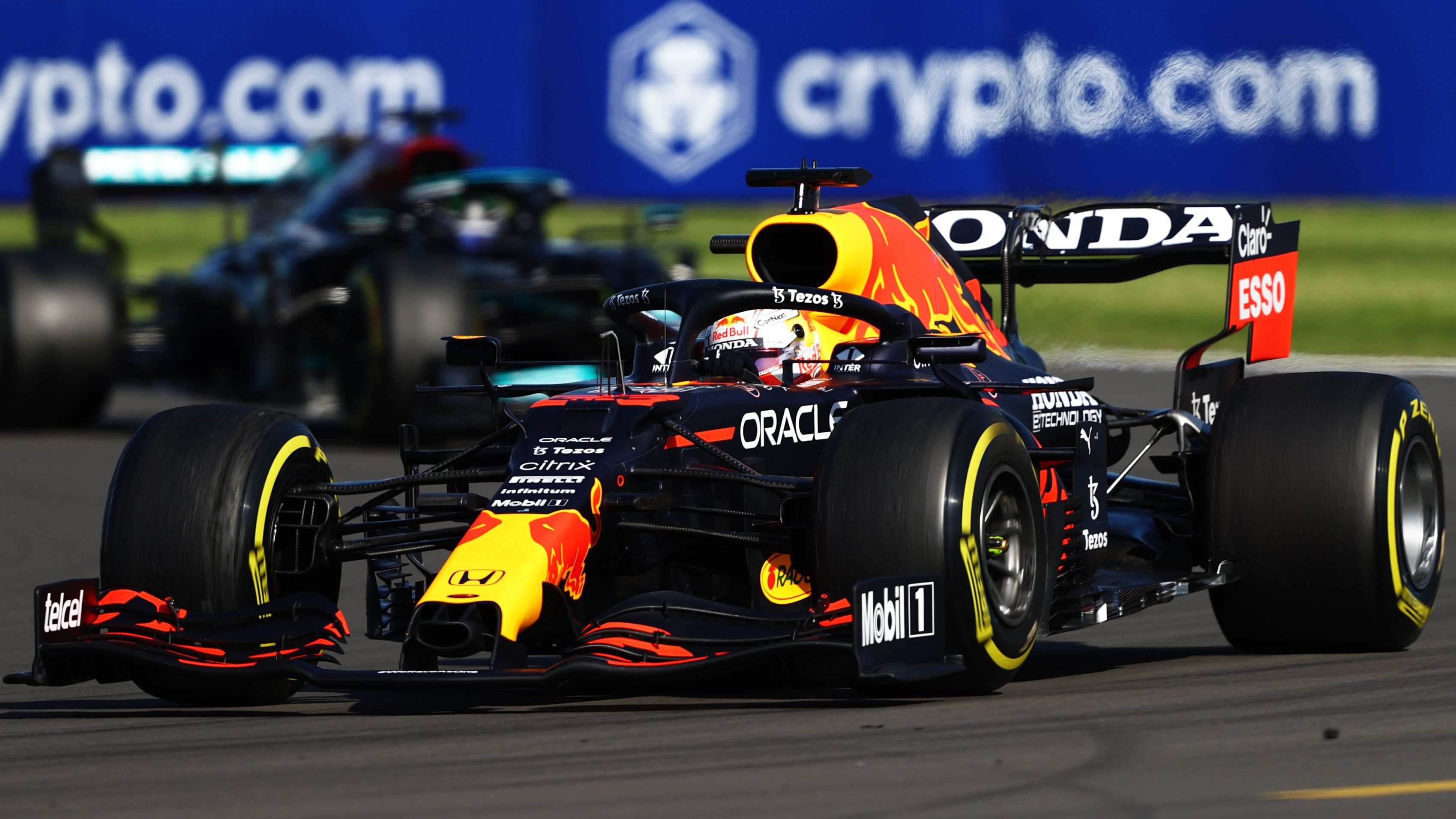 Verstappen claims historic F1 qualifying victory