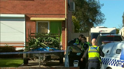 The Sexual Crime Squad is now leading the investigation. Picture: 9NEWS