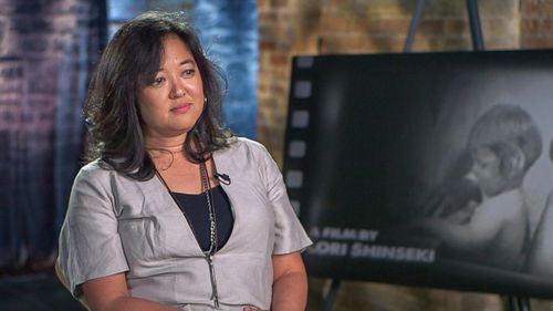 "Lori Shinseki is the filmmaker behind the documentary ""The Twinning Reaction"". (ABC News US)"