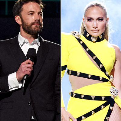 Ben Affleck and Jennifer Lopez: May 2021