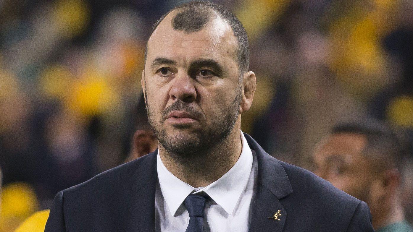 Wallabies coach Michael Cheika slammed for Bledisloe Cup blow-up, says Peter FitzSimons