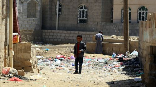 Millions of people in Yemen do not know where their next meal is coming from.