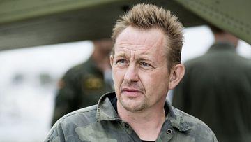 Peter Madsen. Photo: AAP