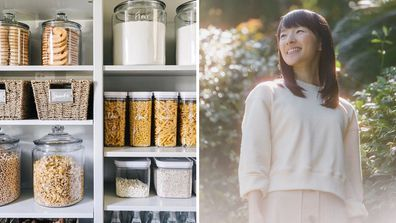 Get your home organised with Marie Kondo's 'eight-week tidy challenge'