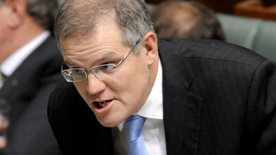 <p>After less than a year on the backbench Mr Morrison was appointed to the frontbench and named shadow minister for housing and local government by then Opposition Leader Malcolm Turnbull.</p>